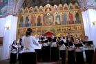 """""""Большой концерт"""" церковного хора, 25 мая 2008 г."""