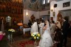 Совершение Таинства Венчания в храме Рождества Богородицы
