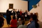 6 января 2011г. - посещение детской онкобольницы в д.Боровляны (рис.1)