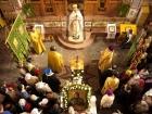 9 сентября 2012 г. - Встреча иконы с частичками святых мощей преподобного Александра Свирского (рис.2)
