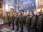 24 ноября 2012 г. - праздничная Божественная литургия, посвященная памяти Архистратига Божия Михаила (рис.2)