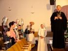 5 января 2013 года  - поздравление с Рождеством Христовым детей в онкобольнице д. Боровляны  (рис.1)