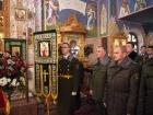 23 ноября 2013 г. - праздничная Божественная литургия, посвященная памяти Архистратига Божия Михаила (рис.2)