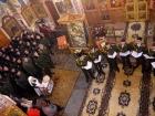 23 ноября 2013 г. - праздничная Божественная литургия, посвященная памяти Архистратига Божия Михаила (рис.4)