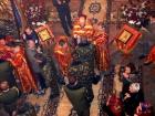 23 ноября 2013 г. - праздничная Божественная литургия, посвященная памяти Архистратига Божия Михаила (рис.5)