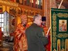 23 ноября 2013 г. - праздничная Божественная литургия, посвященная памяти Архистратига Божия Михаила (рис.6)