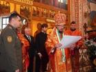 23 ноября 2013 г. - праздничная Божественная литургия, посвященная памяти Архистратига Божия Михаила (рис.7)