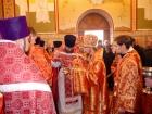 23 ноября 2013 г. - праздничная Божественная литургия, посвященная памяти Архистратига Божия Михаила (рис.10)