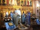 21 сентября 2014г. - празднование 20-летия возрождения церковно-приходской жизни в селе Тарасово (рис.4)
