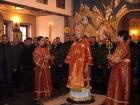 22 ноября 2014 г. - праздничная Божественная литургия, посвященная памяти Архистратига Божия Михаила (рис.3)