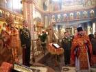 22 ноября 2014 г. - праздничная Божественная литургия, посвященная памяти Архистратига Божия Михаила (рис.7)
