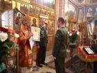 22 ноября 2014 г. - праздничная Божественная литургия, посвященная памяти Архистратига Божия Михаила (рис.9)