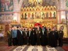 22 ноября 2014 г. - праздничная Божественная литургия, посвященная памяти Архистратига Божия Михаила (рис.11)