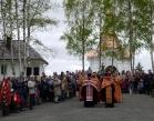 3 мая 2015 г. - открытие и освящение памятника павшим воинам (рис.1)