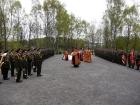 3 мая 2015 г. - открытие и освящение памятника павшим воинам (рис.2)