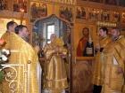 22 ноября 2015 г. - праздничная Божественная литургия, посвященная памяти Архистратига Божия Михаила (рис.2)