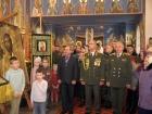 22 ноября 2015 г. - праздничная Божественная литургия, посвященная памяти Архистратига Божия Михаила (рис.3)
