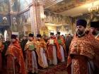 19 ноября 2016 г. - праздничная Божественная литургия, посвященная памяти Архистратига Божия Михаила (рис.5)