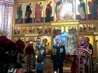 18 ноября 2017 г. - праздничная Божественная литургия, посвященная памяти Архистратига Божия Михаила (рис.9)