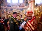 18 ноября 2017 г. - праздничная Божественная литургия, посвященная памяти Архистратига Божия Михаила (рис.11)