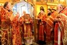 24 ноября 2018 г. - праздничная Божественная литургия, посвященная памяти Архистратига Божия Михаила (рис.1)
