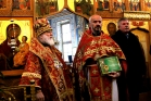 24 ноября 2018 г. - праздничная Божественная литургия, посвященная памяти Архистратига Божия Михаила (рис.3)