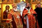 24 ноября 2018 г. - праздничная Божественная литургия, посвященная памяти Архистратига Божия Михаила (рис.4)