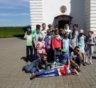 18 мая 2019 г. - паломническая поездка в храм Заславля и в храм Ратомки (рис.1)