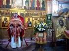 30 ноября 2019 г. - праздничная Божественная литургия, посвященная памяти Архистратига Божия Михаила (рис.33)
