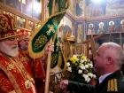 30 ноября 2019 г. - праздничная Божественная литургия, посвященная памяти Архистратига Божия Михаила (рис.97)