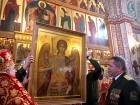 30 ноября 2019 г. - праздничная Божественная литургия, посвященная памяти Архистратига Божия Михаила (рис.113)