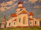 Приглашаем на выставку живописи «20-летие храма» (рис.9)